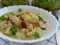 Zupa z pesto