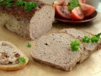 Pieczeń mięsna