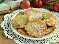 Ołatki z jabłkami