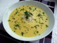 Zupa z oscypkiem