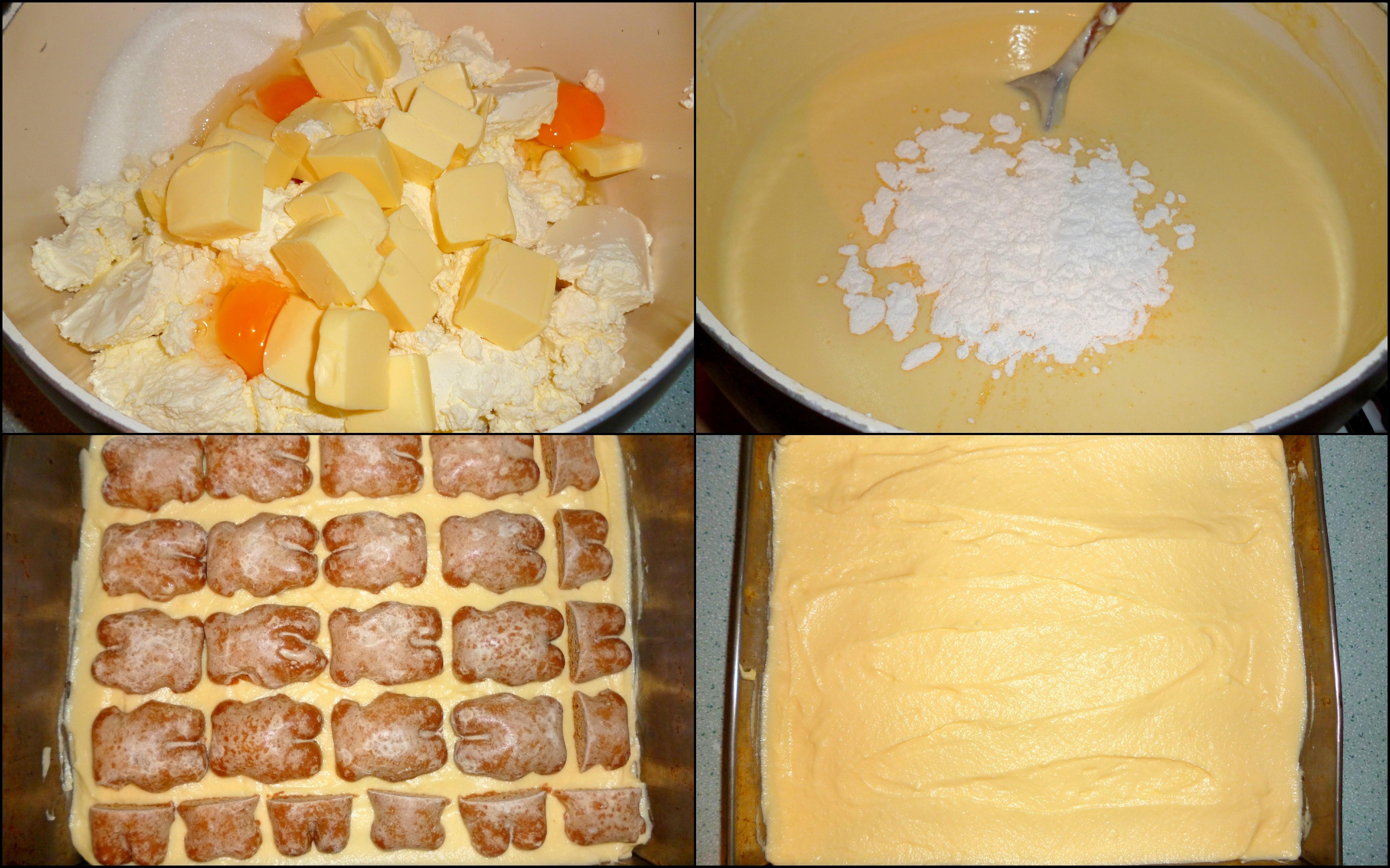 Przygotowanie gotowanego sera