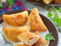Sofficini z szynką i serem