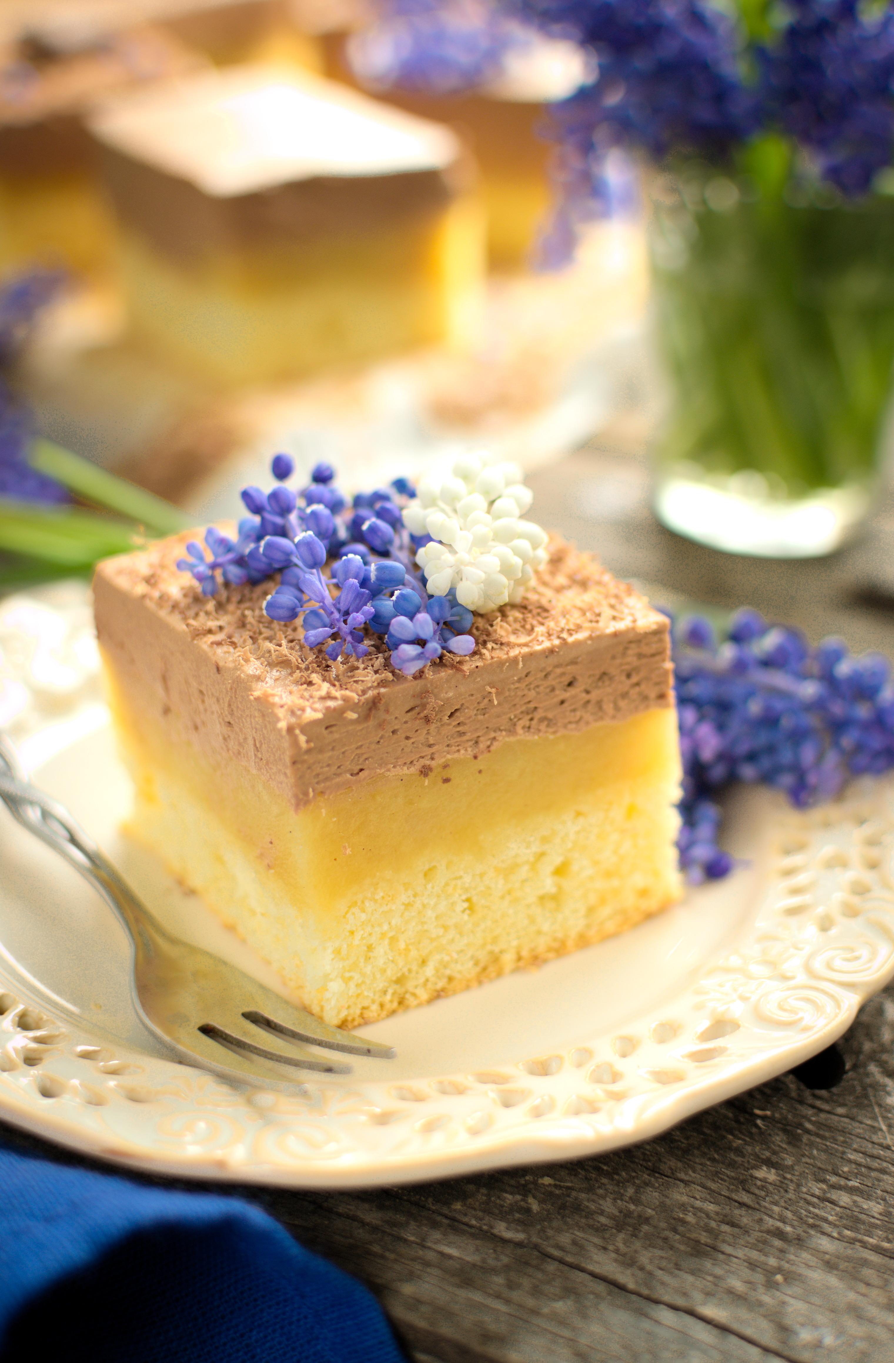 Jabłecznik czekoladowy