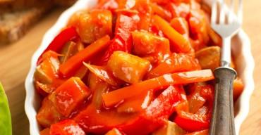 Śledzie salsa