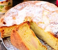 Włoska szarlotka (Torta di mele)