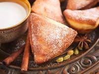 Mandazi - wschodnioafrykańskie pączki kokosowe