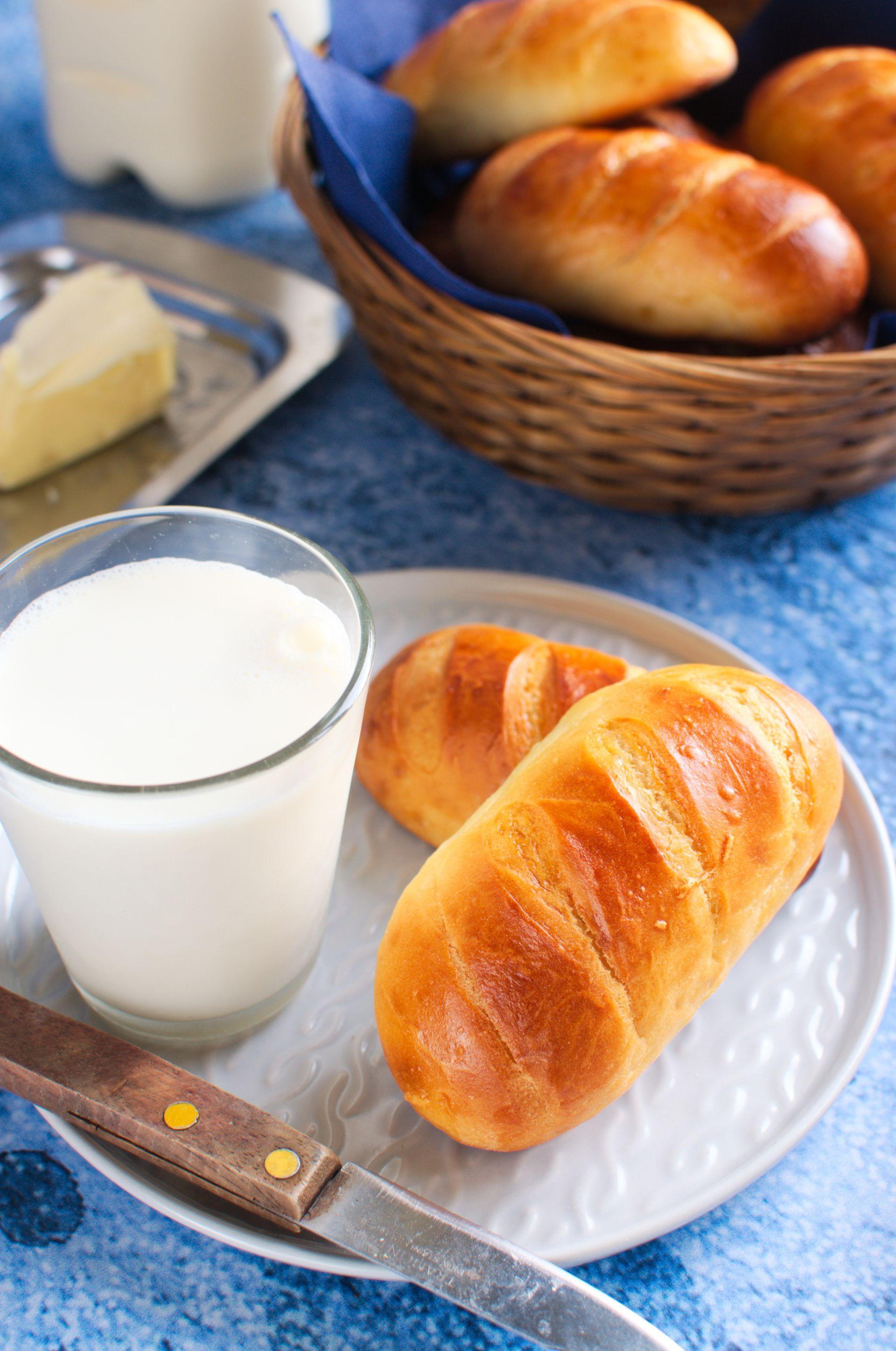 Portugalskie bułeczki mleczne