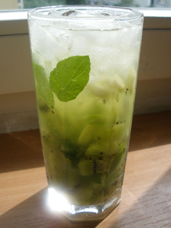 Drink Mojito z kiwi