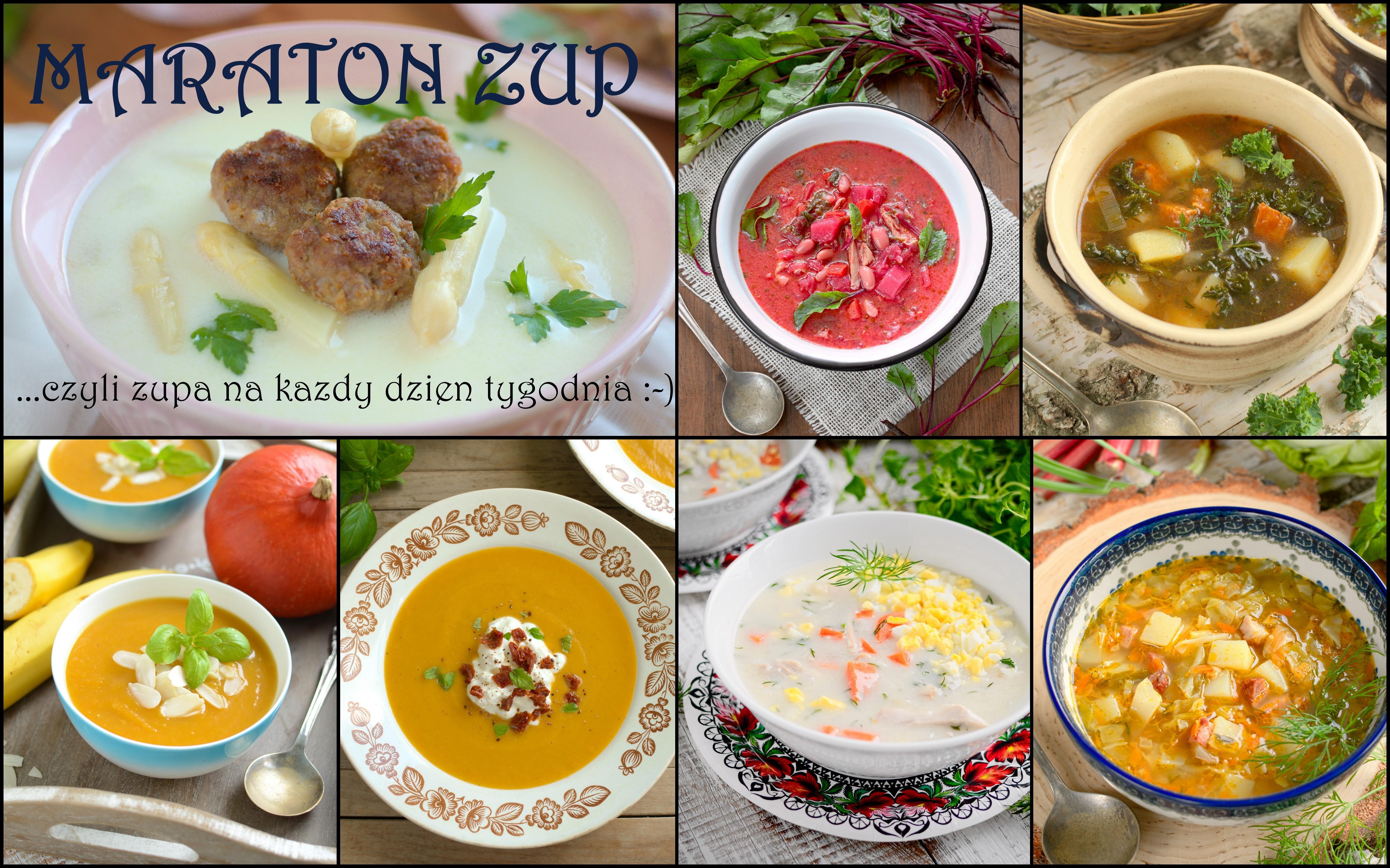 Maraton zupy