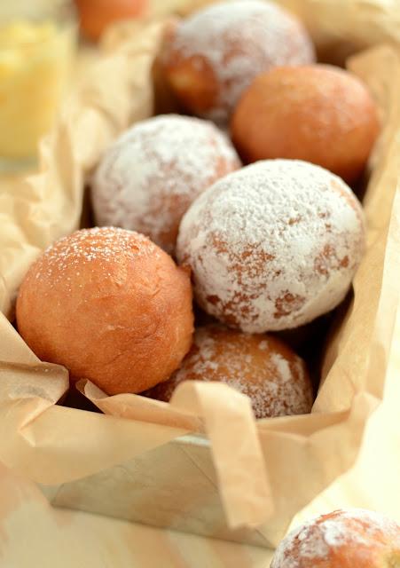 Malasadas - portugalskie pączki