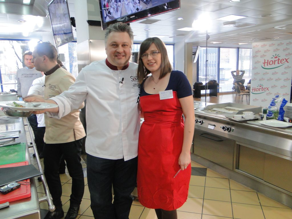 Warsztaty kulinarne z Robetem Sową