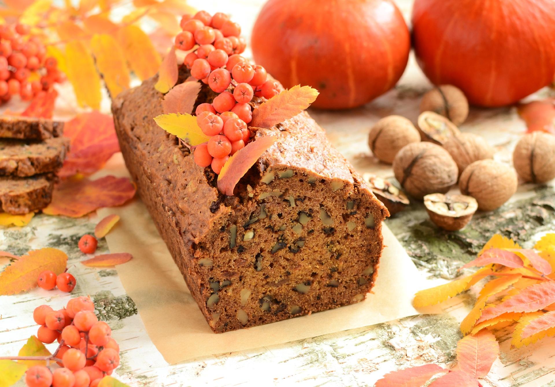 Wiejskie ciasto dyniowe
