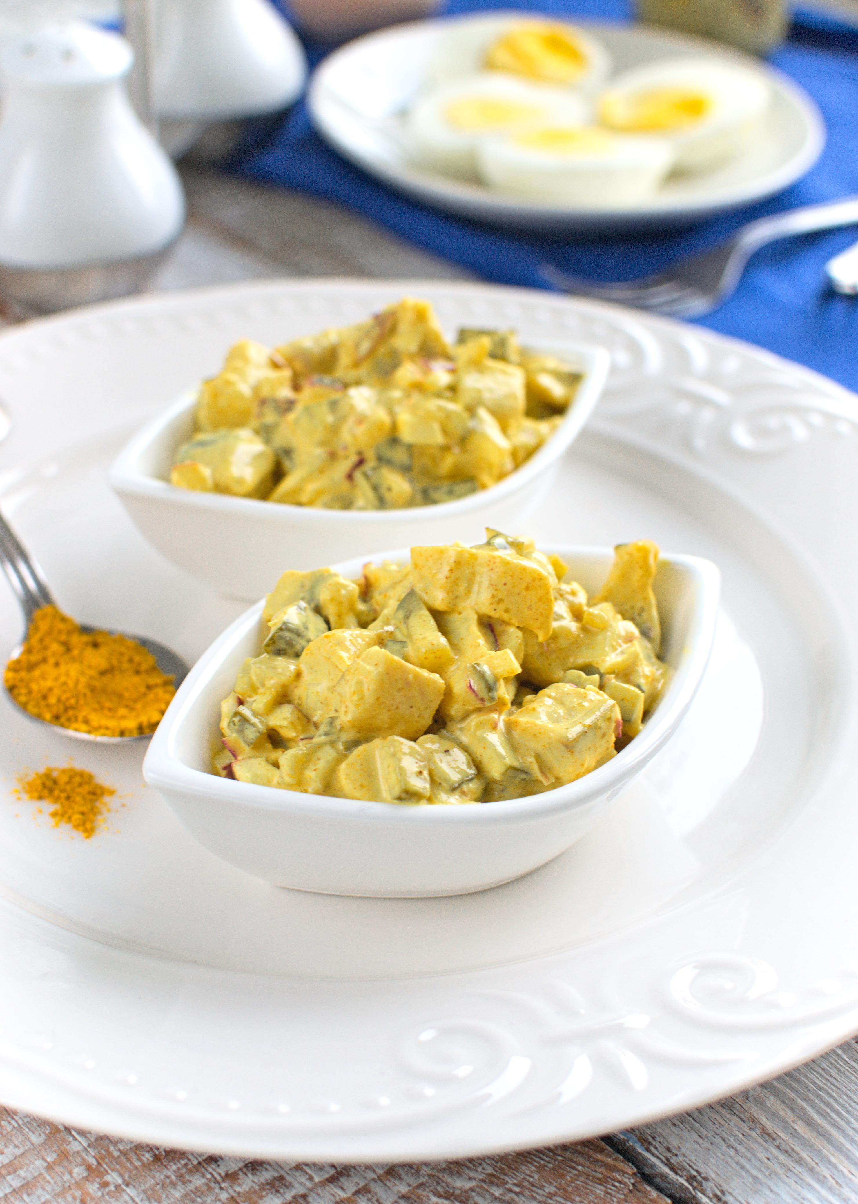 Śledzie curry