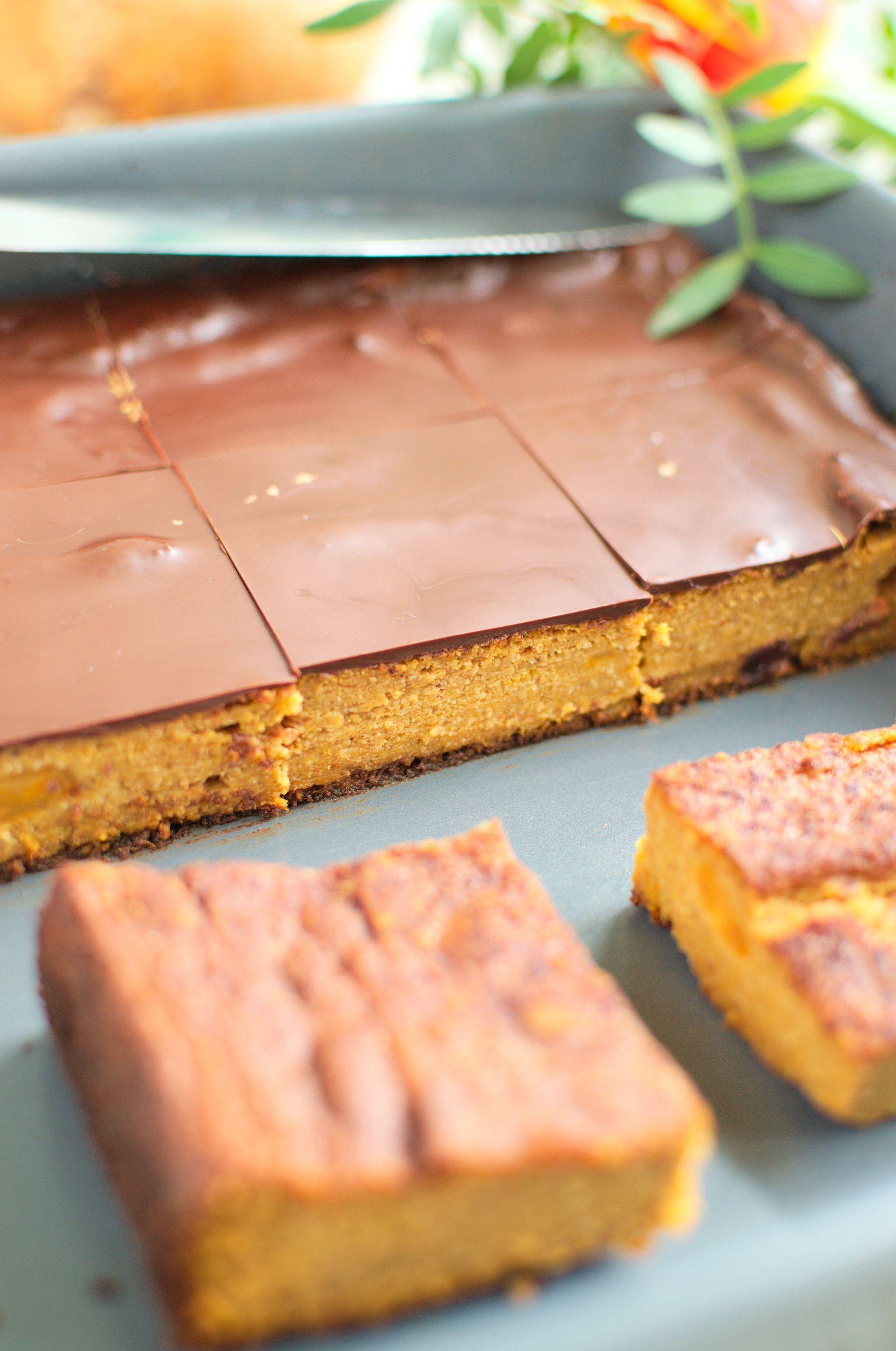 Ciasto z batatów Anny Lewandowskiej