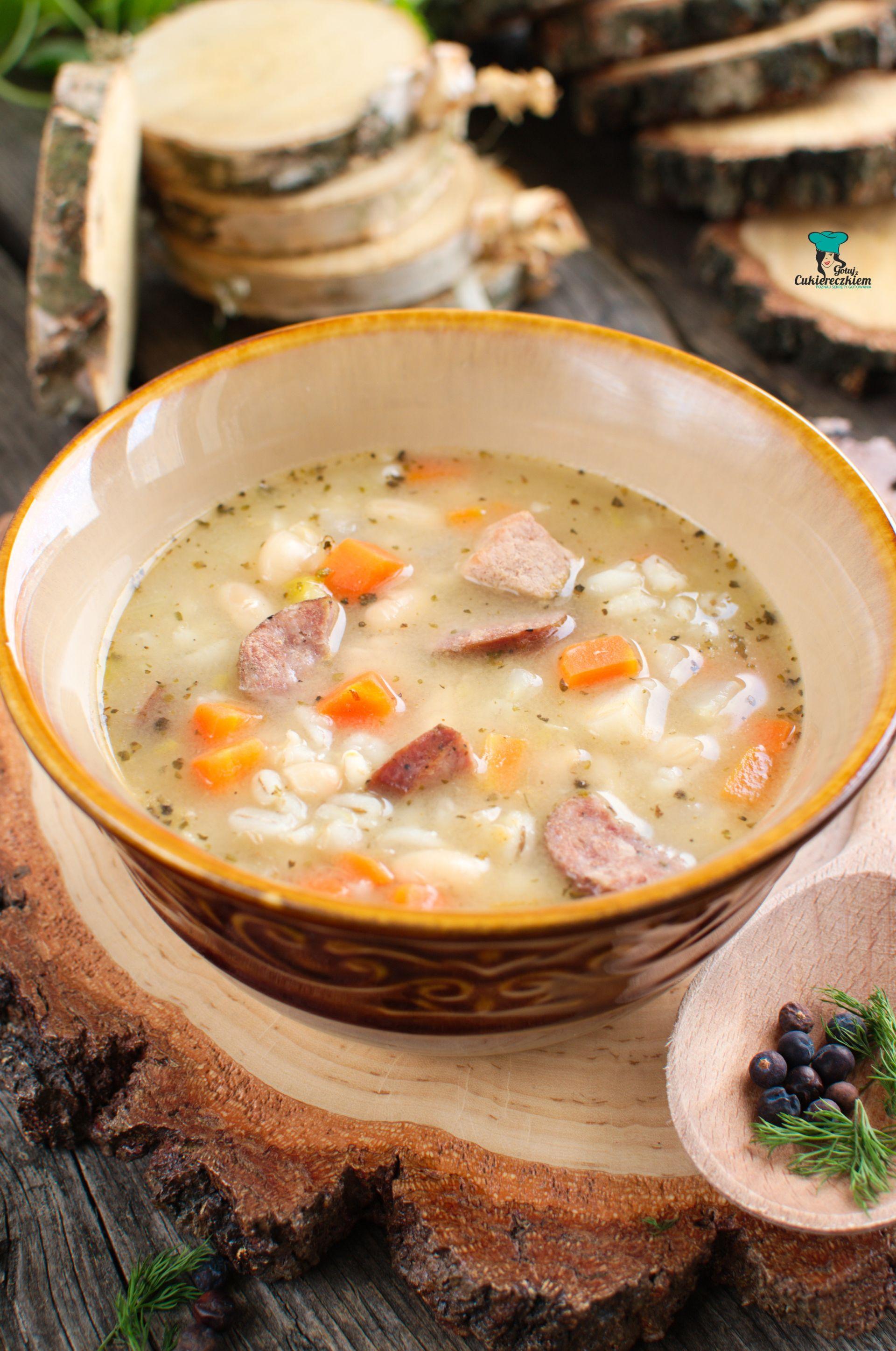 Zupa drwali