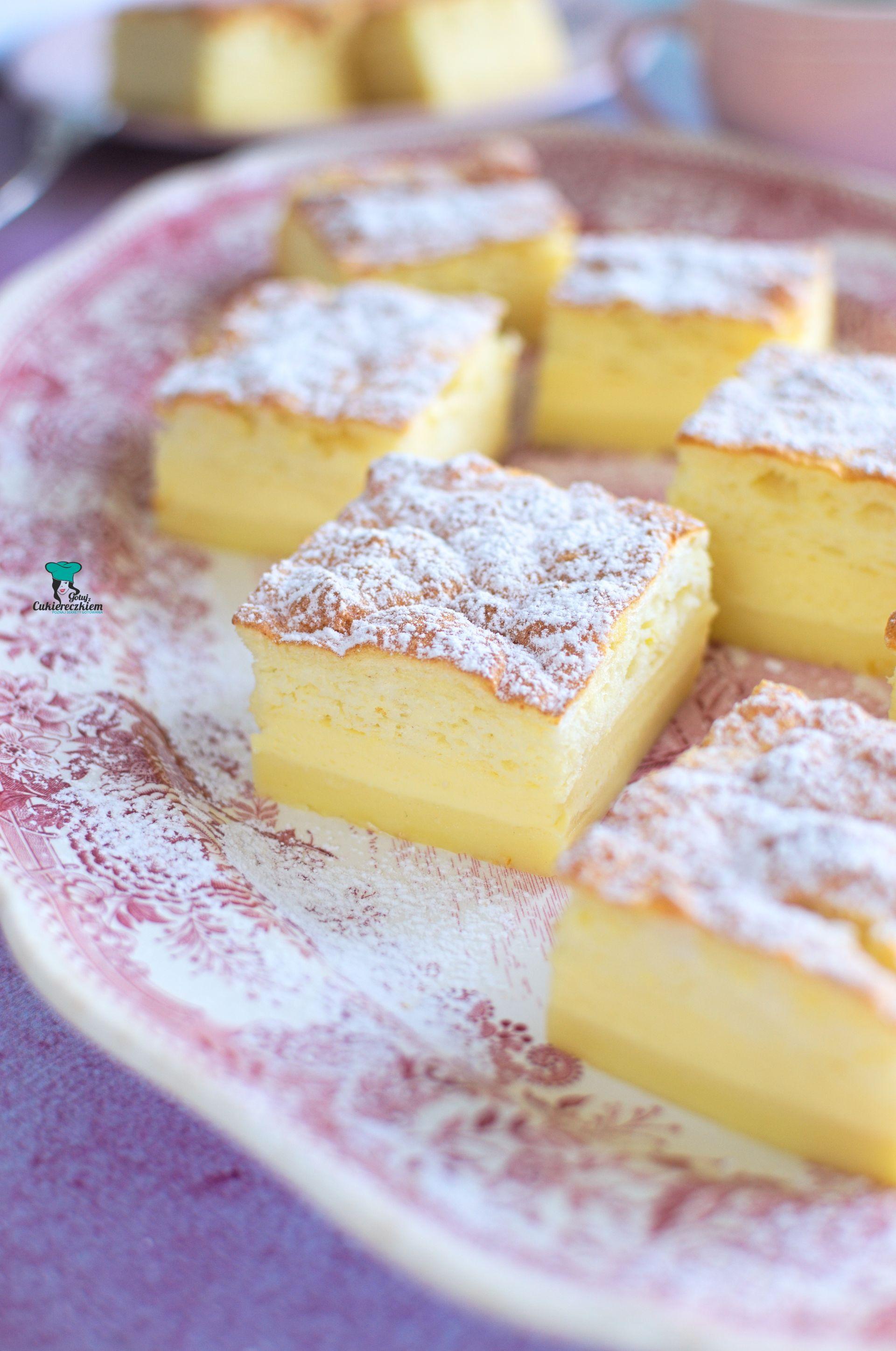 Ciasto magiczne