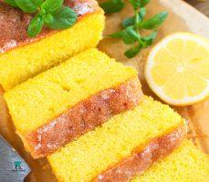 Angielskie ciasto cytrynowe (Lemon drizzle cake)