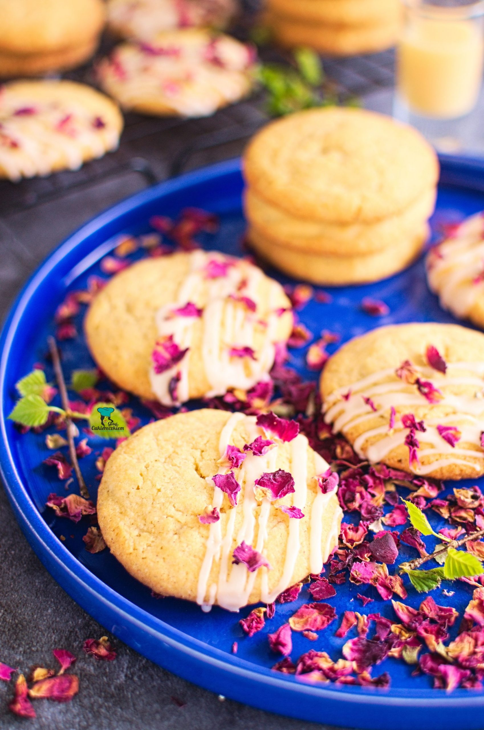 Ciasteczka ajerkoniakowe